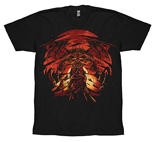 Dark-Souls-3-T-Shirt-Dragon-Gre-L