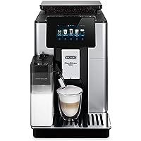 De'Longhi PrimaDonna Soul ECAM 612.55.SB Kaffeevollautomat mit LatteCrema Milchsystem & Bean Adapt Technologie, EXKLUSIV…