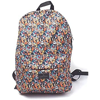 62161757afd Bioworld Disney The Lion King All-Over Character Print Backpack Casual  Daypack