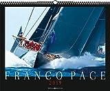 Franco Pace - Segelkalender - Kalender 2019 - Delius-Klasing-Verlag - Wandkalender mit aufregenden Aufnahmen - 70 cm x 57 cm - Yachtsport-Kalender - Segeln