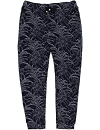 Maison Scotch Denim Jacquard Jog Pant