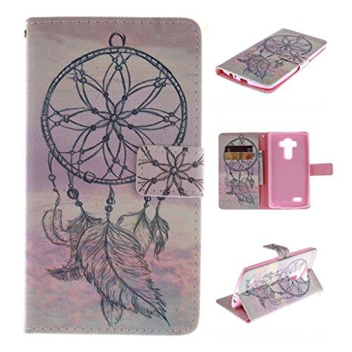Nutbro [LG L90] LG Optimus L90 Cases,LG L90 Wallet Case Cute Picture Flip Wallet Leather Case Cover for LG Optimus L90