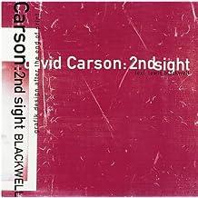 Carson, David: 2ndsight: 2ndsight - Grafik Design After the End of Print