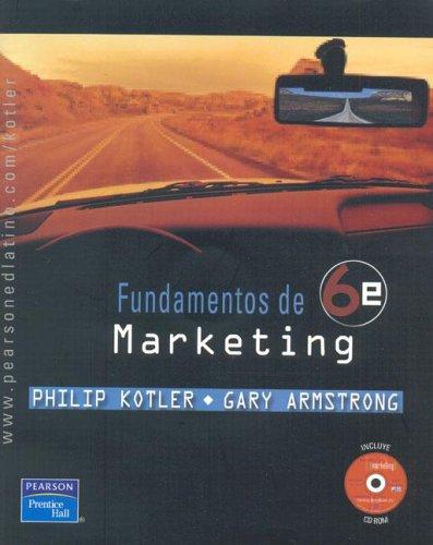 Descargar Libro Fundamentos de marketing de Philip Kotler