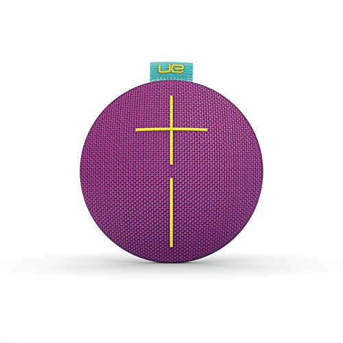 UE ROLL 2 Sugarplum Wireless Portable Bluetooth Speaker Waterproof