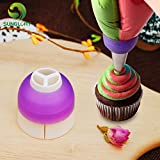 Generic Cupcake Tri-Color Coupler Icing ...