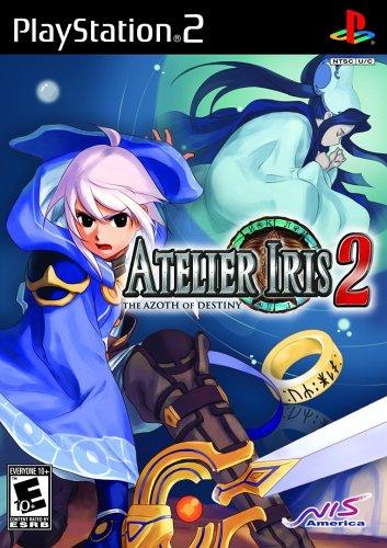 Atelier Iris 2 ~ The Azoth Of Destiny ~ - Amazon Videogiochi