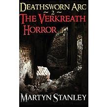 [ Deathsworn Arc 2: The Verkreath Horror ] By Stanley, Martyn (Author) [ Jul - 2013 ] [ Paperback ]