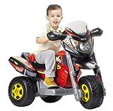 Feber - 800008540 - Véhicule pour Enfant - Trimoto Xtreme Red Racer