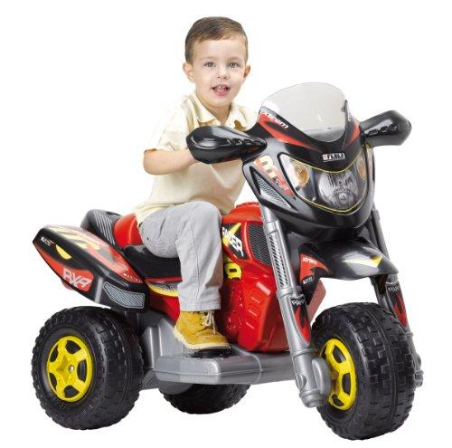 Feber - Red Racer, trimoto 6V (Famosa 800008540)