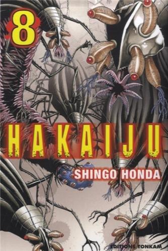 Hakaiju Vol.8 par HONDA Shingo