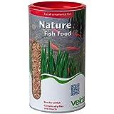 Comida para peces Nature 420 g, marca Velda