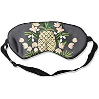 Sleep Eyes Masks Pineapple Pattern Sleeping Mask For Travelling, Night Noon Nap, Mediation Or Yoga preisvergleich bei billige-tabletten.eu