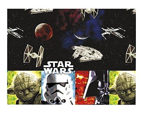 Obrus plastikowy Star Wars 120x180