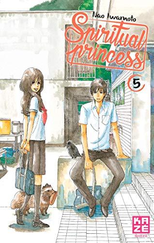 Spiritual Princess T05 par Nao Iwamoto