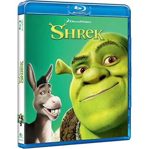 Shrek 1 [Blu-ray] 9