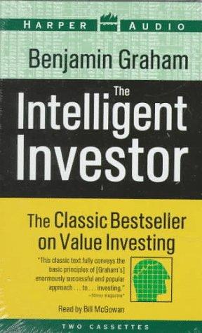 The Intelligent Investor: The National Bestseller on Value Investing for Over 35