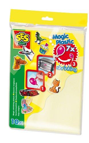 ses-14689-kit-de-loisirs-creatifs-10-feuilles-plastique-magique