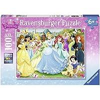 Princesas Disney - Puzzles 100 piezas XXL (Ravensburger 10570 0)