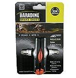 Pattini MTB Antibloccaggio ABS Pastiglie Freni Per Shimano 3077 Trekking