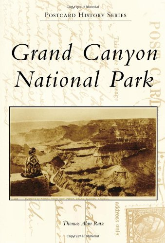 Grand Canyon National Park (Postcard History) - Fred Harvey-grand Canyon