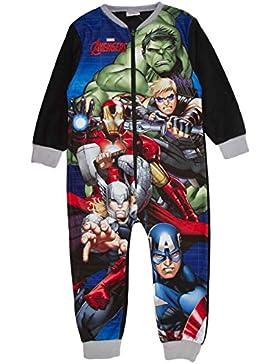 Kinder-Pyjama aus Fleece mit Auf