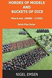 Hordes of Models and Buckets of Dice: Pikes and Axes