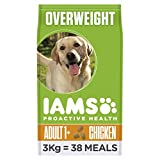 Best Iams Dog Foods - Iams Dry Dog Food Adult Light, 3 kg Review