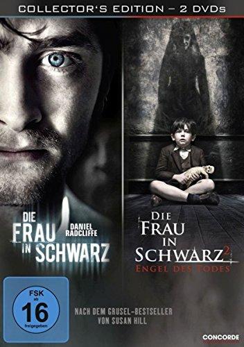 Die Frau in Schwarz 1 + 2 [Collector's Edition] [2 DVDs]