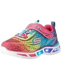 Skechers Lights: Litebeams, Zapatillas Para Niñas