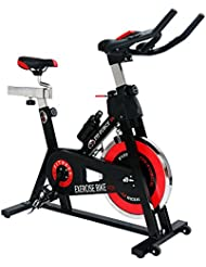 Bici spinning Fit-Force con volante de inercia de 24kg