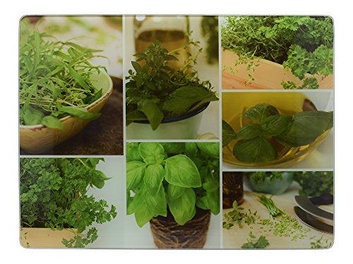 Creative Tops Herbs Arbeitsplattenschutz, 40 x 30 cm (16 x 12)