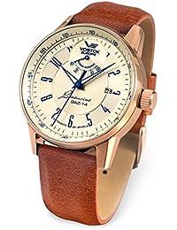 Vostok Europe Reloj de caballero YN85-560B519
