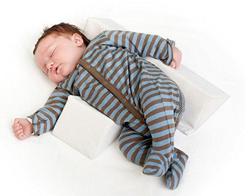 Delta Baby Sleep Plus Lagerungskissen Seitenlage Größe verstellbar