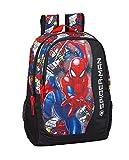 Spiderman 'Super Hero' Oficial Mochila Escolar 320x160x440mm