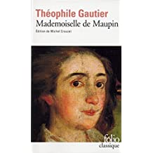 Mademoiselle de Maupin by Théophile Gautier (1973-06-08)