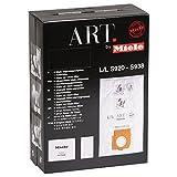 Miele Original S920Typ L/L Art Staubsaugerbeutel & Filter Kit (5Stück)