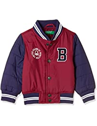 United Colors of Benetton Baby Boys' Quilted Regular Fit Jacket