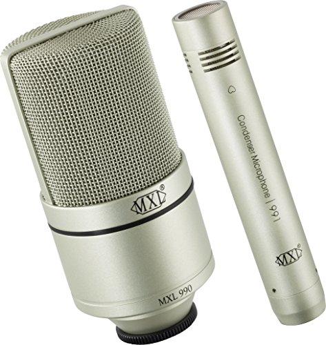 MXL 990/991 Mikrofon-Set (Mikrofon-schlagzeug-set)