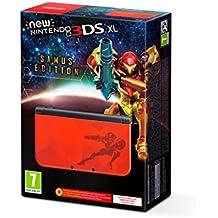 New Nintendo 3DS XL Samus Edition [Importación italiana]