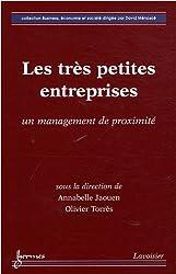 Les très petites entreprises : Un management de proximité