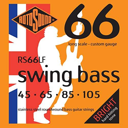 RS66LF Saiten für elektrische Bass Gitarre ()