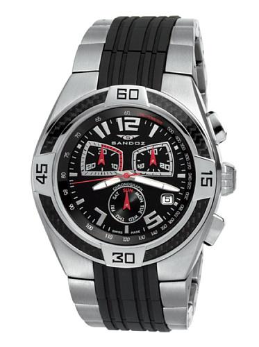 Sandoz 71551-05 – Reloj de Caballero metálico