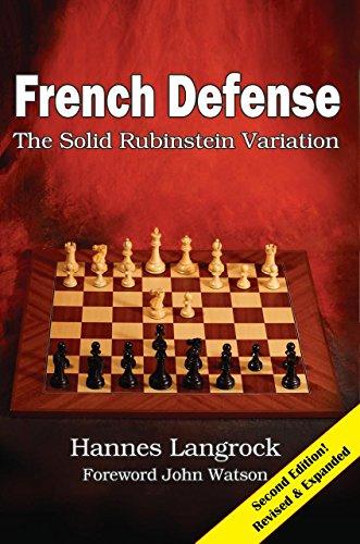 French Defense: The Solid Rubinstein Variation por Hannes Langrock