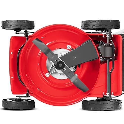 Greencut Cortacésped Autopropulsado,  Rojo,  40 cm,  GLM690SX
