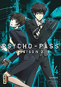 Psycho-pass Saison 2 Edition simple Tome 4