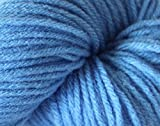 New Ocean Blue Knitting/Crochet 100% Acrylic worsted weight (double knit) thickness 8ply Yarn (80 gms) - 17