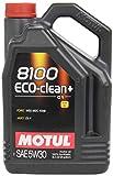 MOTUL  8100 Eco-clean+ 5W30 / 5Liter