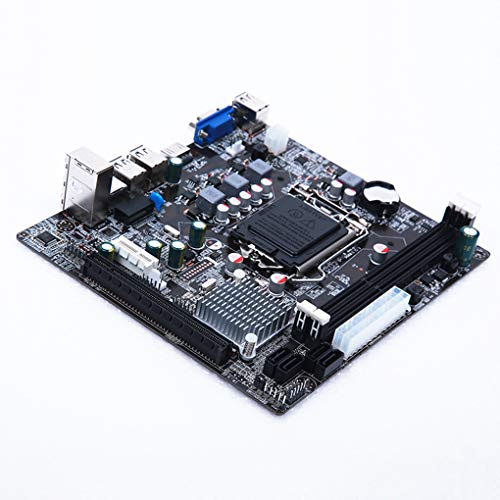 Provide The Best H61 Desktop-Computer Motherboard 1155 Pin CPU-Schnittstelle Upgrade-USB DDR3 DIMM Speicher-Slots Mainboard -