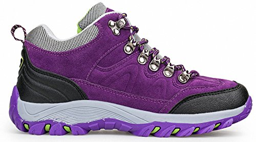 Ben Sports Chaussures De Randonnée Chaussures De Randonnée Bottes De Randonnée Pour Homme Man B-viola